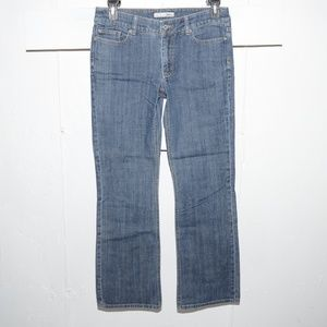 Chico's charm womens jeans size 1 R 5467